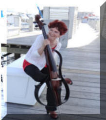 Cello Cellist Musician Pensacola Destin Northwest Florida Private Corporate Parties & Special Events